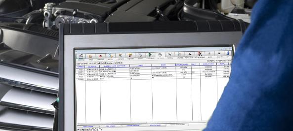 Automotive Invoice Automation